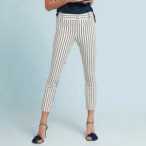 The essential slim trouser - Anthropologie